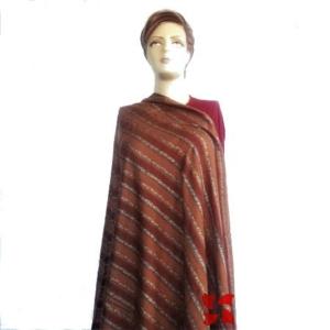 Khatras Pashmina Shawl Linedar Multi