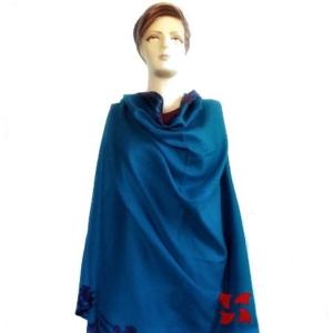 Semi Pashmina Shawl, Dordar Ferozi