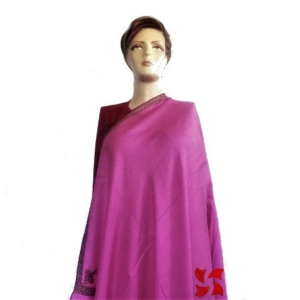 Hashidar Pashmina Shawl Pink